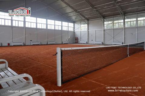 Indoor Tennis Court 2