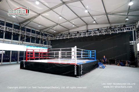 Outdoor Boxing Gym
