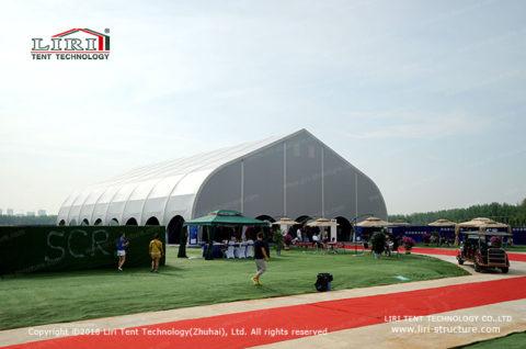 football field indoor
