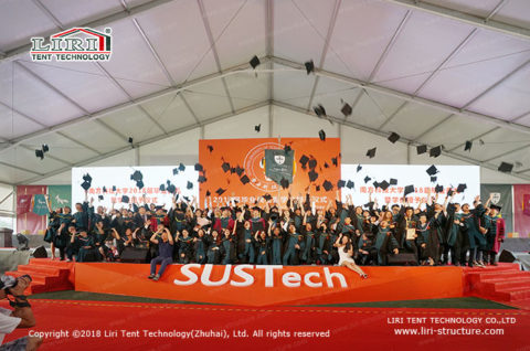 graduation party tent decorating ideas