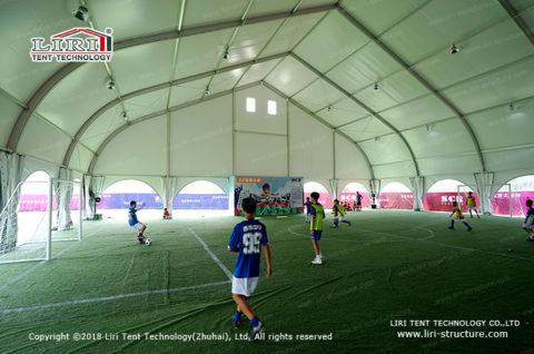indoor football field structures