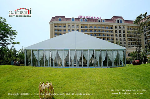 outdoor wedding tent frame