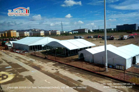 used 30x40 event tent