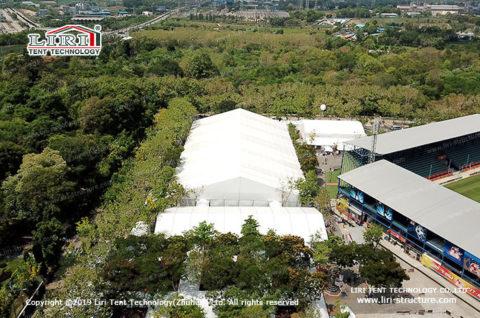 50m flower show tent