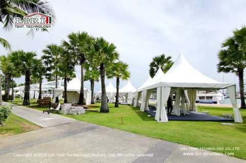 Luxury Beach Wedding Marquee