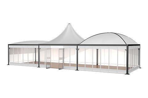 Modular Tent 3d