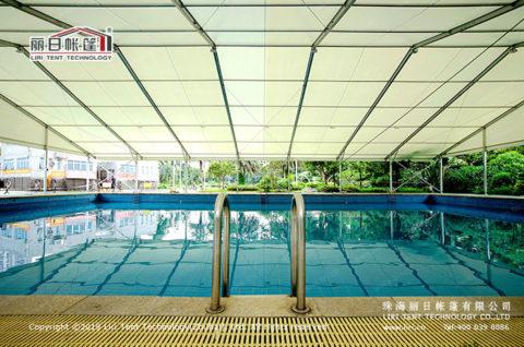 Swimming Pool Canopy