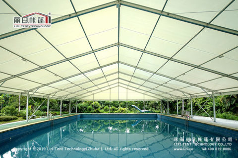 Swimming Pool Tent Cover