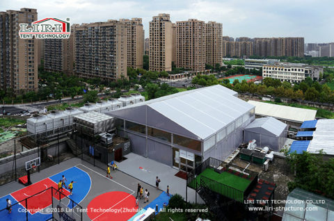 basketball court cover photo