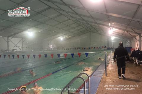 swimming pool shading