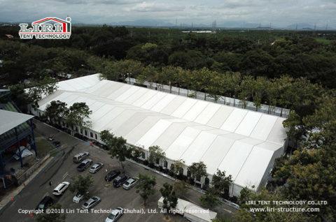 white flower tent sale
