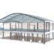 Arcum Two Story Tent 3D