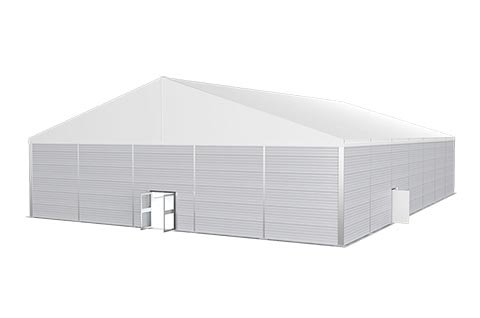 Warehouse Tent 3d