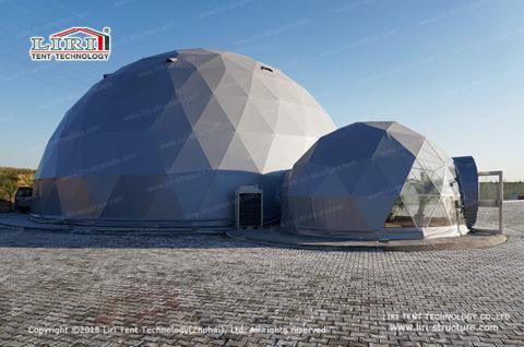 geo tent dome