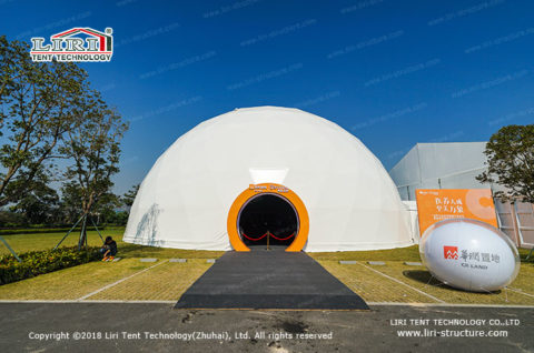 360 Geodesic Dome Mapping