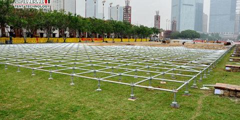 scaffolding floor system