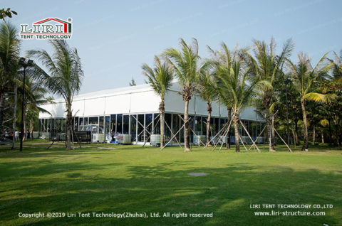Clear Span Wedding Tent