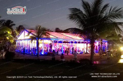 Companys Anniversary Party tent