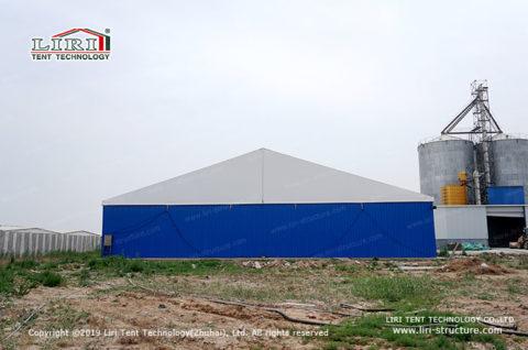 Industrial Storage Canopy