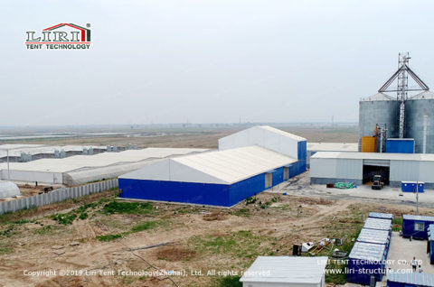 Warehouse Canopy Suppliers