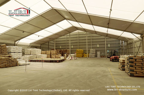 canopy warehouse tent
