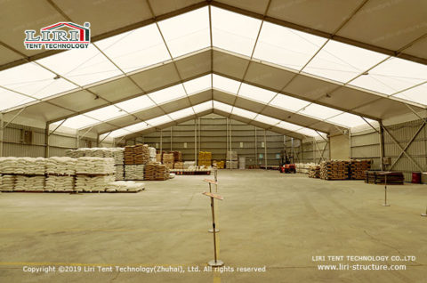 warehouse canopy tent