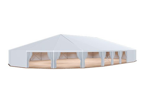 Mixed Party Tent 1