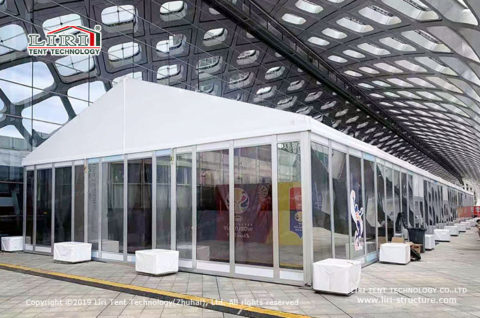 12x50m Sports Event Tent Canopy for FIBA Basketball World Cup
