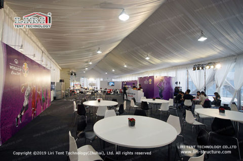 Sports Event Lounge Tent