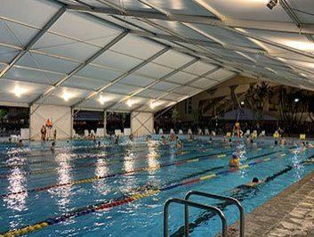 Custom Swimming Pool Cover