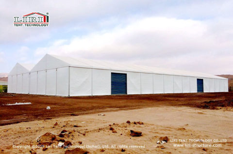 Bulk Storage Buildings and Shelters