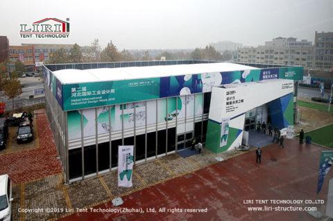 Exhibition Structure Tents