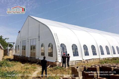 Industrial Bulk Storage Buildings