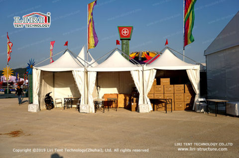 Music Festival Party Tent