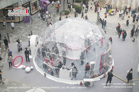 Party Domes for Events