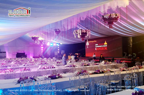 20m Garden Party Tent Marquee