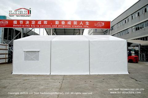 PVC Hospital Tent For Temporary Shelter