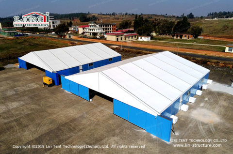 Aircraft hangar tent portable airplane hangar 2