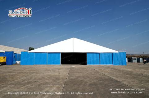 Fabric Airplane Hangars 2