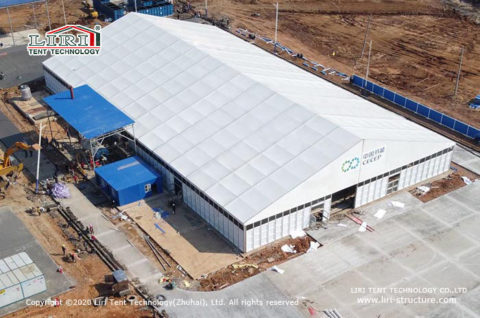 Industrial Fabric Shelters