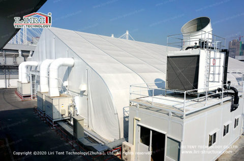 Oil Gas Tent Structures
