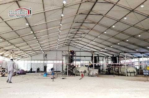 Temporary Construction Tents