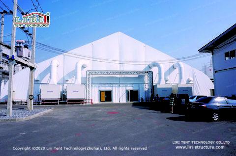 blast resistant Industrial Tent