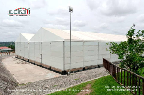 20x150m Warehouse Tent 4