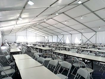 Canteen Tents