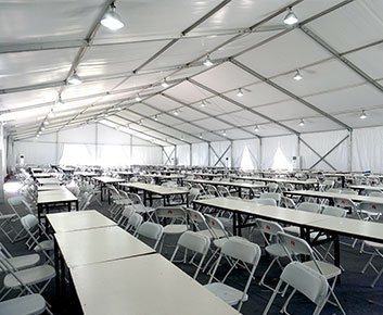 Canteen Tents