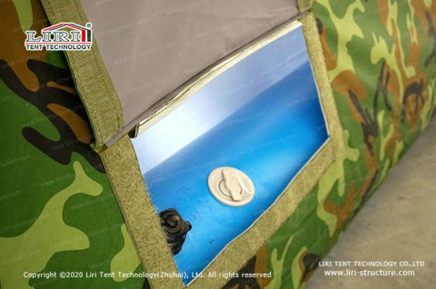 Good Quality Inflatable Emergency Tent