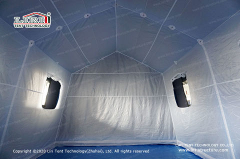 Inflatable Relief Tent