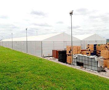Portable Warehouse Buildings