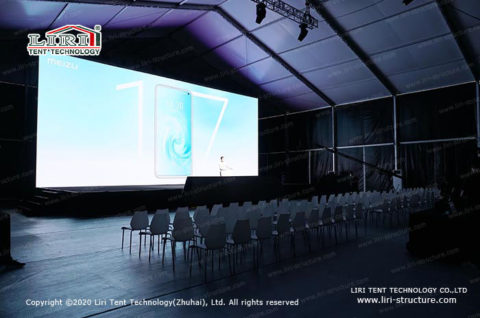 Big Conference Tent Meeting Tent